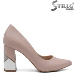 Pantofi dama moderni din piele naturala-32454