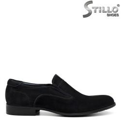 Pantofi barbati din velur natural - 32466