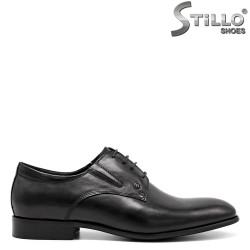 Pantofi barbati eleganti din piele naturala - 32467