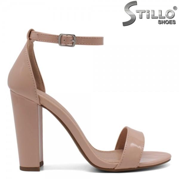 Sandale dama cu toc inalt subtire - 32479
