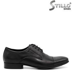 Pantofi barbati eleganti din piele naturala - 32511