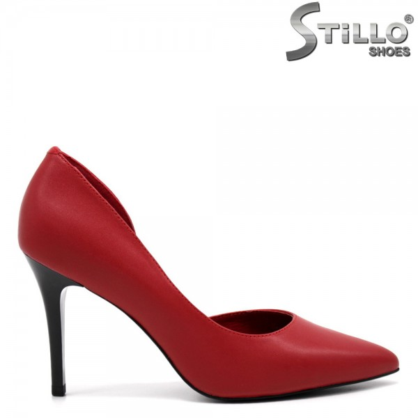 Pantofi dama din piele naturala - 32545