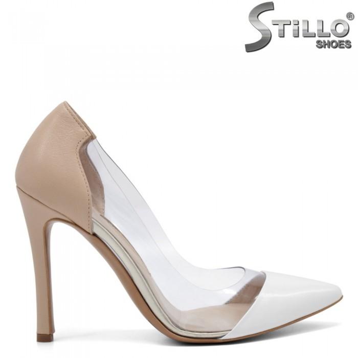 Pantofi dama moderni cu toc inalt - 32566