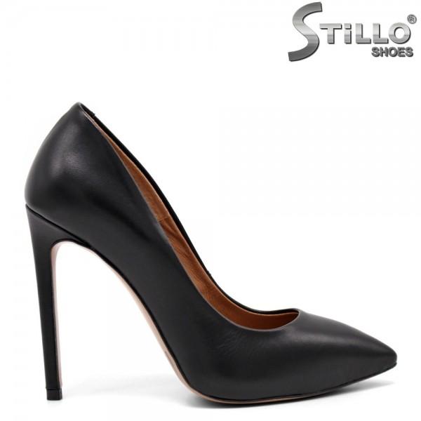 Pantofi dama eleganti din piele naturala- 32567