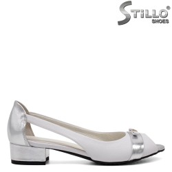 Pantofi dama din piele naturala - 32568