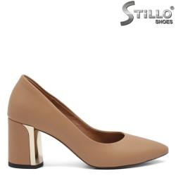 Pantofi dama din piele naturala - 32577