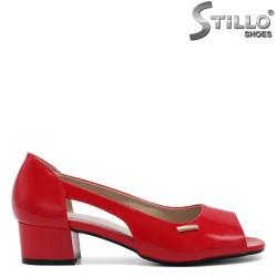Pantofi dama de vara din lac ecologic - 32580