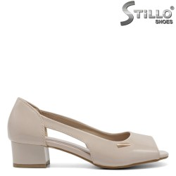 Pantofi dama din lac ecologic - 32581