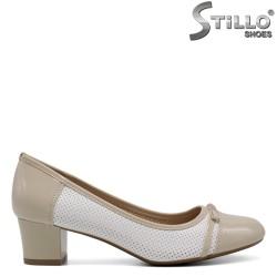 Pantofi dama din piele ecologica- 32585