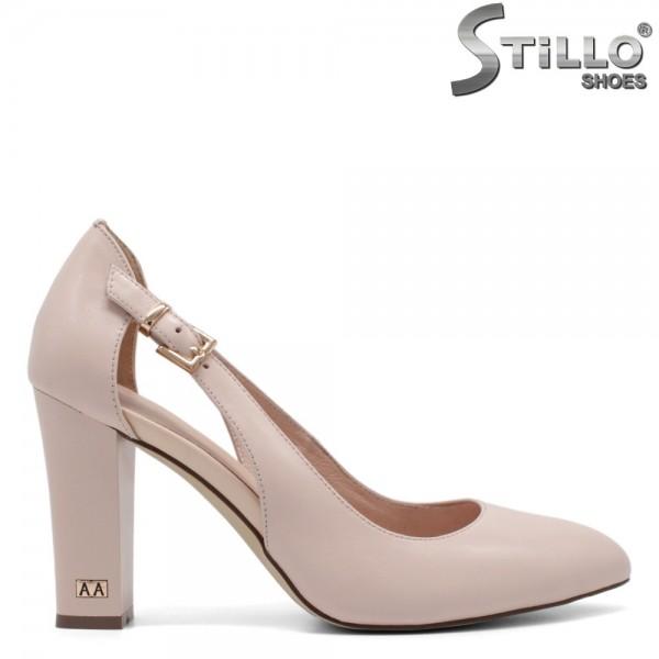 Pantofi dama din piele naturala - 32608