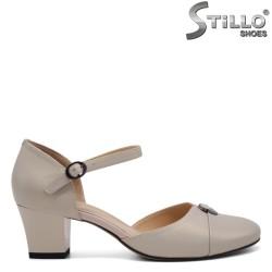 Pantofi dama din piele naturala - 32629