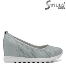 Pantofi dama sport din piele naturala - 32634