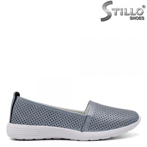 Pantofi dama din piele naturala - 32637