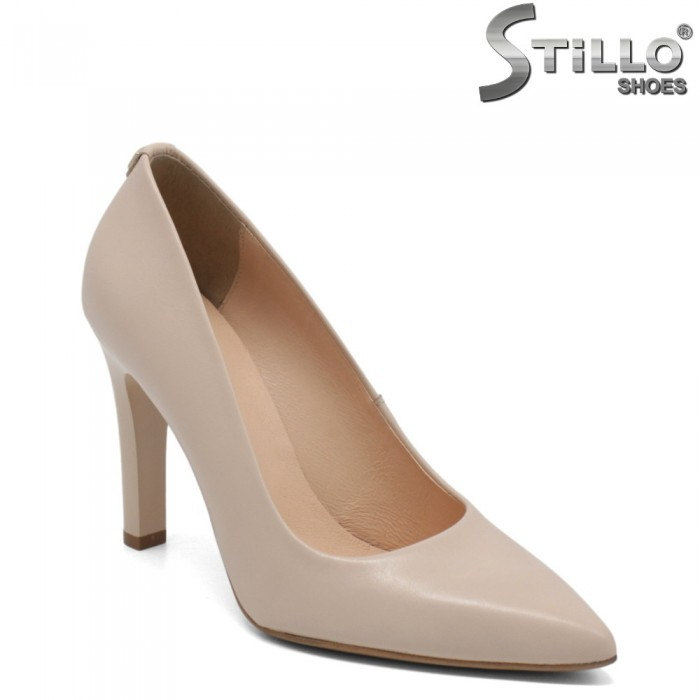 Pantofi dama din piele naturala - 32645