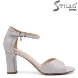 Sandale dama din piele naturala - 32664
