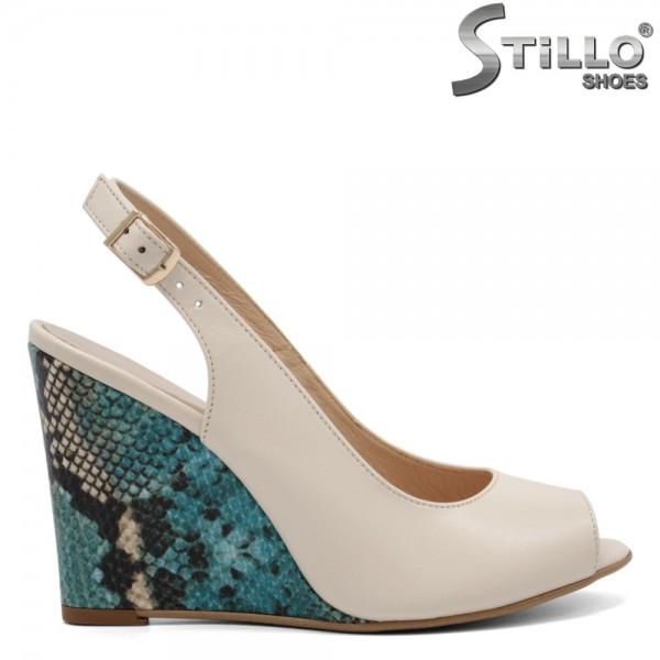 Sandale dama din piele naturala - 32665