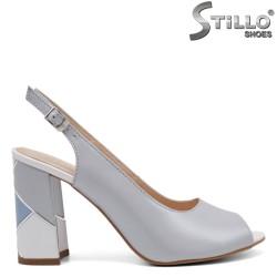 Sandale elegante din piele naturala - 32675