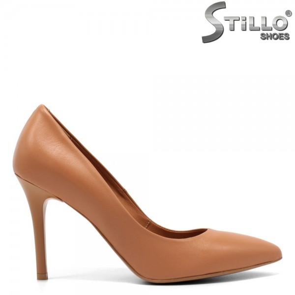 Pantofi dama eleganti cu toc - 32689