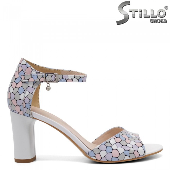 Sandale dama moderne cu toc - 32713