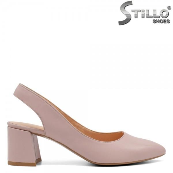 Pantofi de vara cu toc - 32719