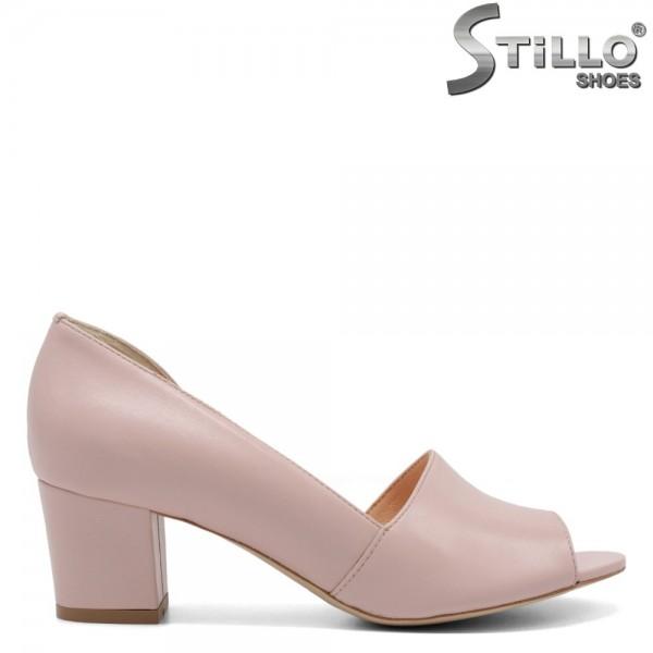 Pantofi dama din piele naturala - 32723