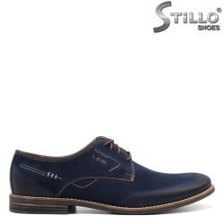 Pantofi barbati din nubuc - 32725