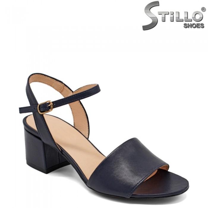 Sandale dama cu toc mijlociu - 32728