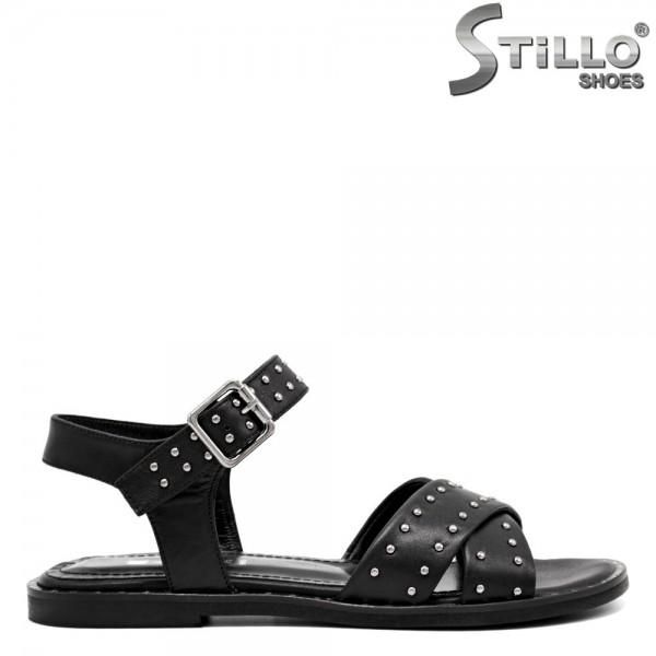 Sandale dama moderne din piele naturala - 32732