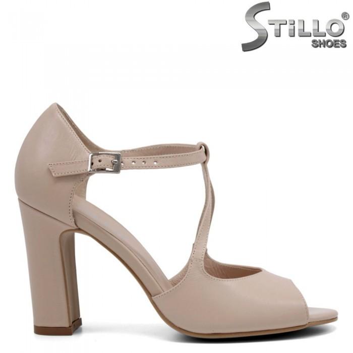 Sandale dama cu toc inalt - 32742