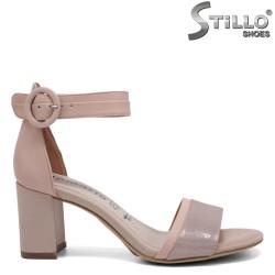 Sandale dama moderne model TAMARIS  cu toc mijlociu - 32755
