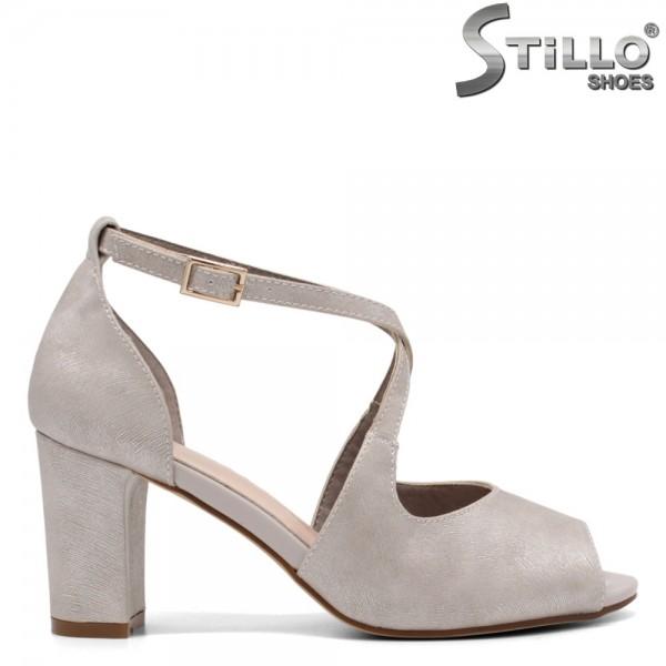 Sandale dama cu curelusa - 32762