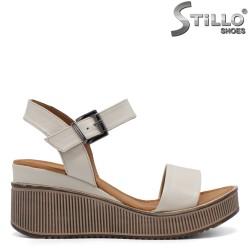 Sandale dama din piele naturala - 32787