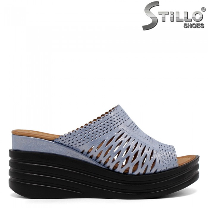 Papuci dama cu perforatie - 32791