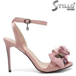Sandale dama moderne cu toc inalt - 32802