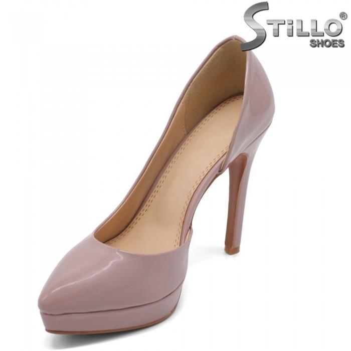 Pantofi dama pe platforma - 32805