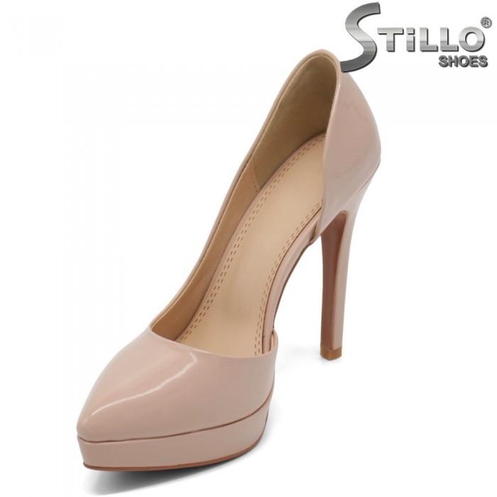 Pantofi dama cu toc inalt - 32811
