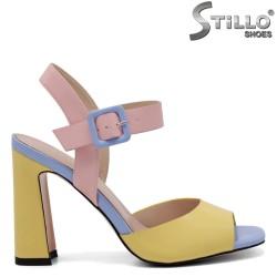 Sandale dama colorate - 32826