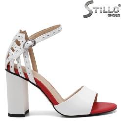 Sandale moderne din piele naturala - 32830