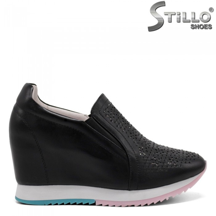 Pantofi dama sport pe platforma - 32831