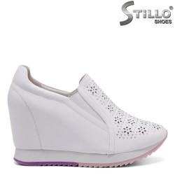 Pantofi dama sport pe platforma - 32832