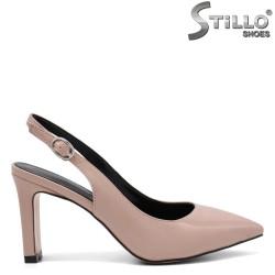 Pantofi dama eleganti cu toc inalt - 32833