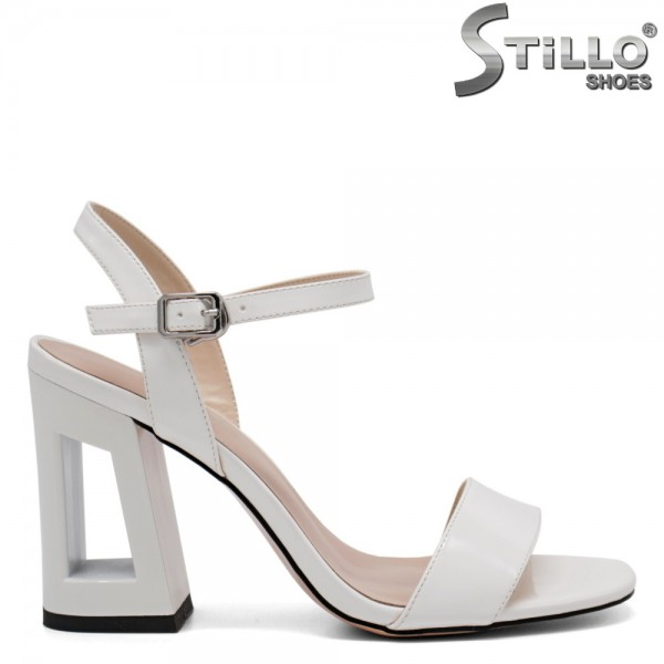 Sandale dama elegante cu toc - 32835