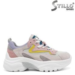 Pantofi dama sport colorati - 32841