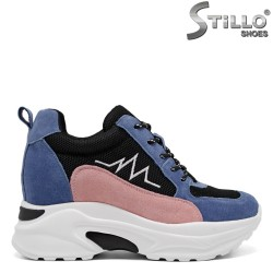 Pantofi dama cu platforma - 32843