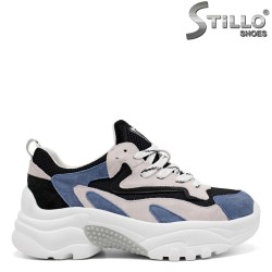 Pantofi dama cu talpa dreapta - 32850