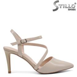 Sandale dama cu toc inalt subtire - 32864