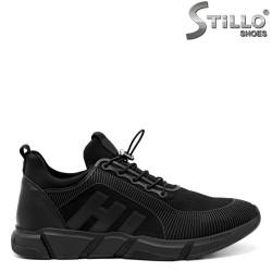 Pantofi sport de bărbat din piele naturală - 32873