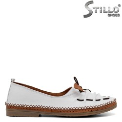 Pantofi dama cu toc jos - 32878