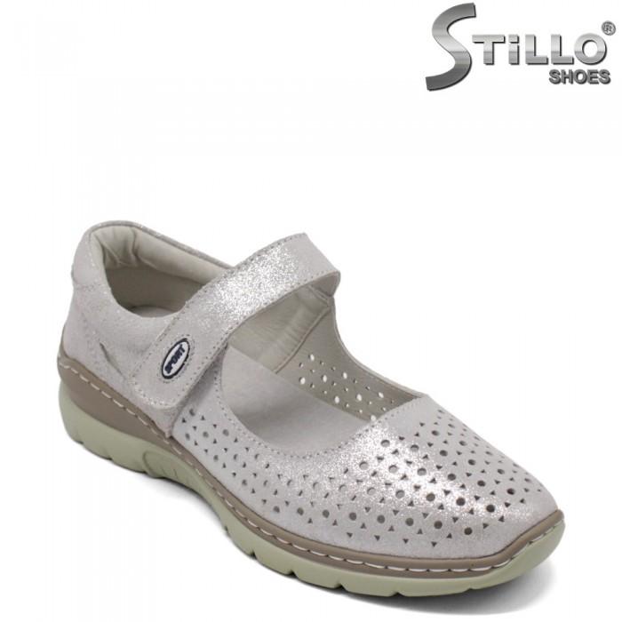 Pantofi dama  cu talpa dreapta - 32880