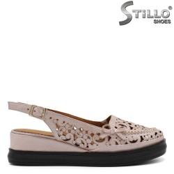 Pantofi dama cu platforma joasa - 32885